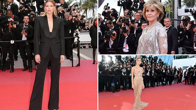 Festival Cannes 2018 migliori look