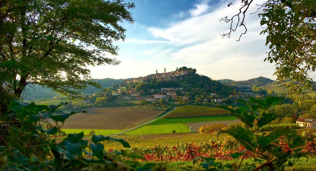 Rosignano Monferrato Hill