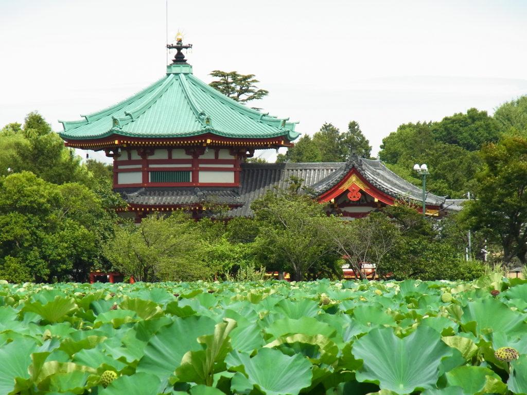 Tokyo tempio tradizionale
