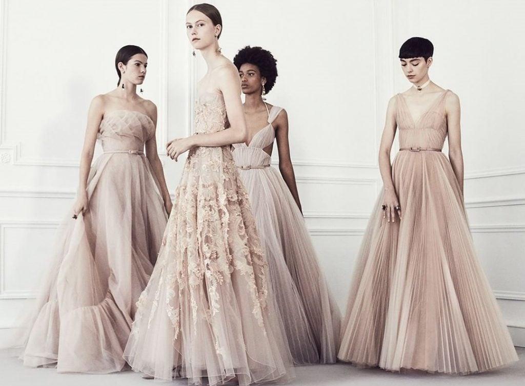 Parigi Haute Couture - Fonte Instagram @dior
