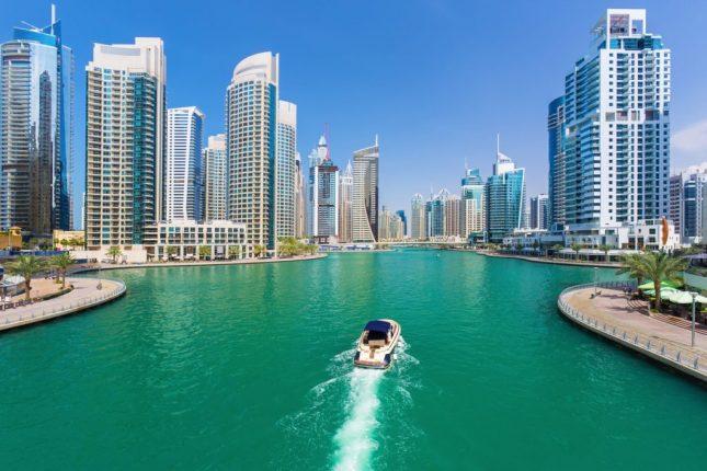 Il lusso di Dubai in 48 ore