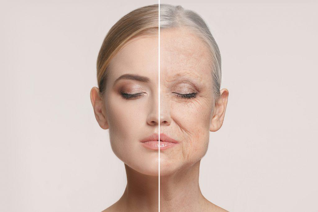 5 rimedi contro l'invecchiamento
