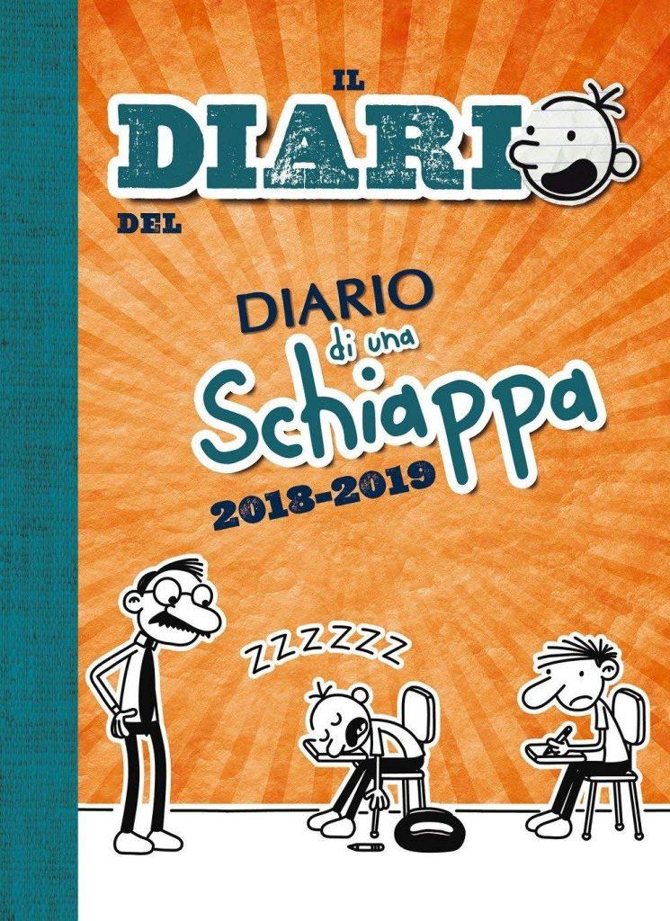 Diario di una Schiappa agenda 2018-2019.