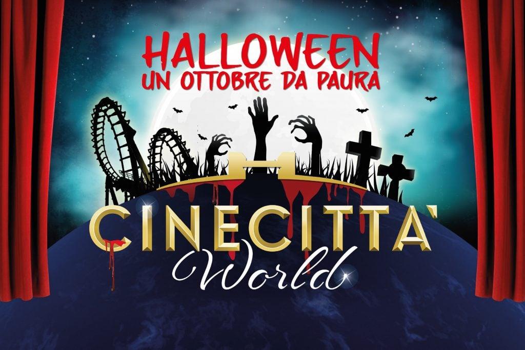 A ottobre preparatevi a tutte le sorprese che vi riserverà Cinecittà World!