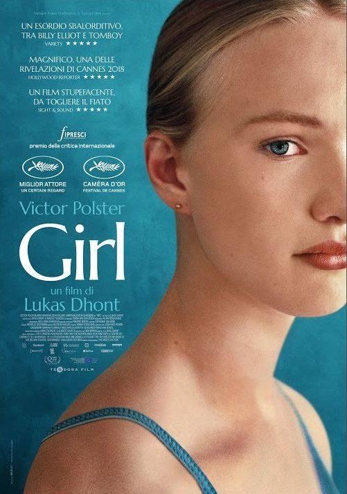 Girl: dal 27 settembre al cinema.