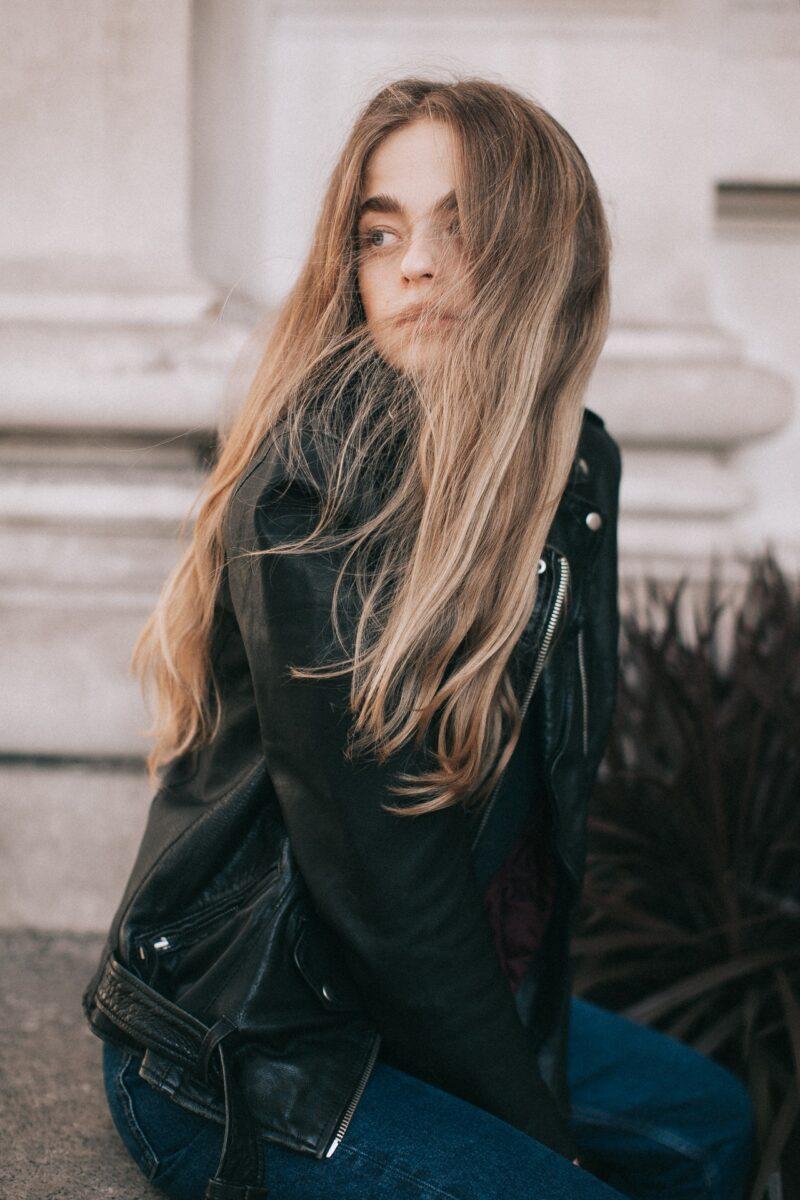 Giacca di pelle le tendenze per l'autunno 2018