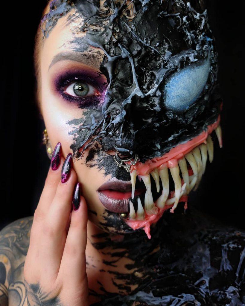 Maschere Halloween per ragazze: 5 idee da far paura
