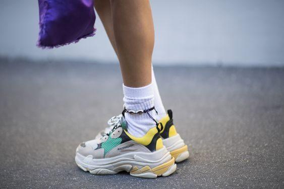 Scarpe da ginnastica Balenciaga.