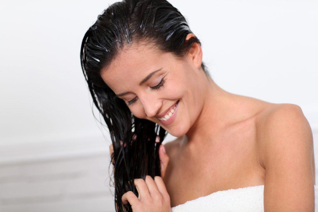 Maschere capelli sfibrati