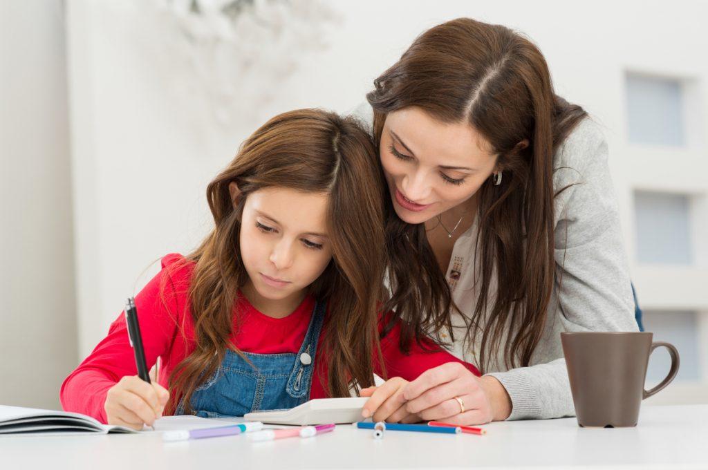 Come gestire i compiti dei figli