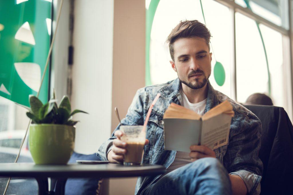 Gli piace leggere?