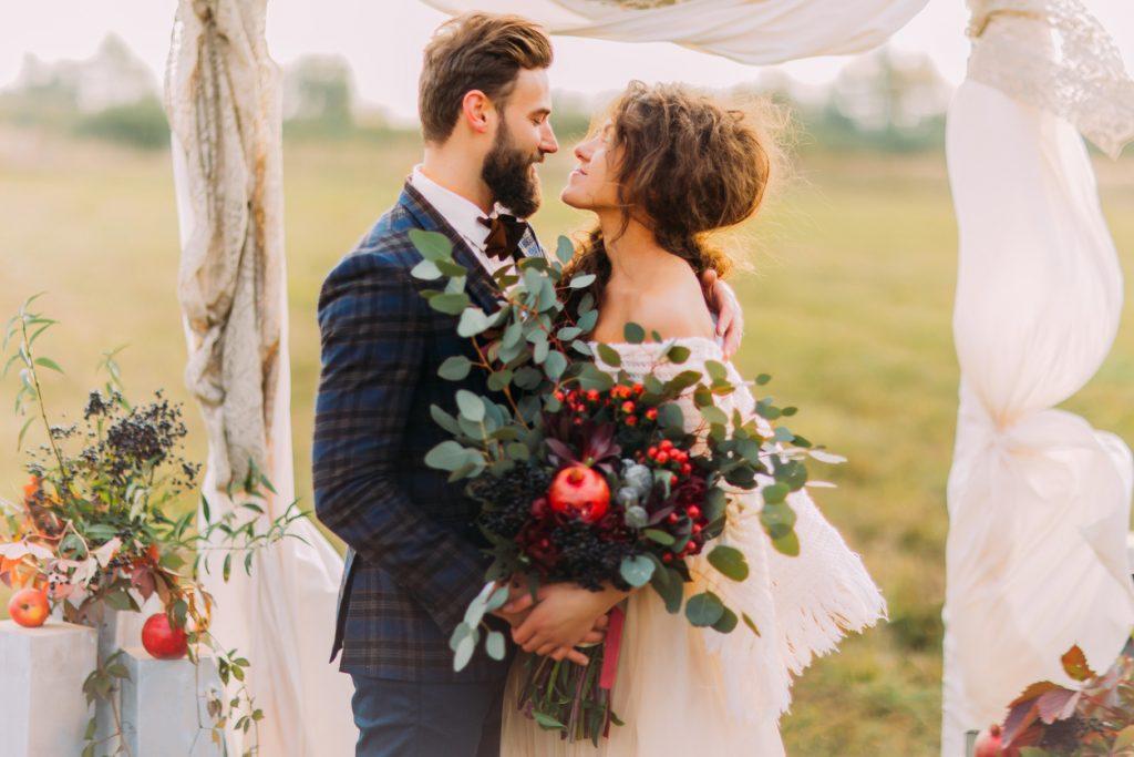 Consigli pratici per un matrimonio in stile bohémien