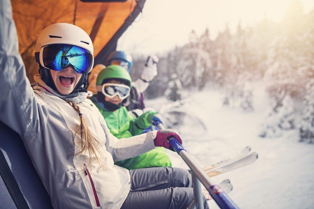 Inverno: tutti gli sport da praticare in montagna.