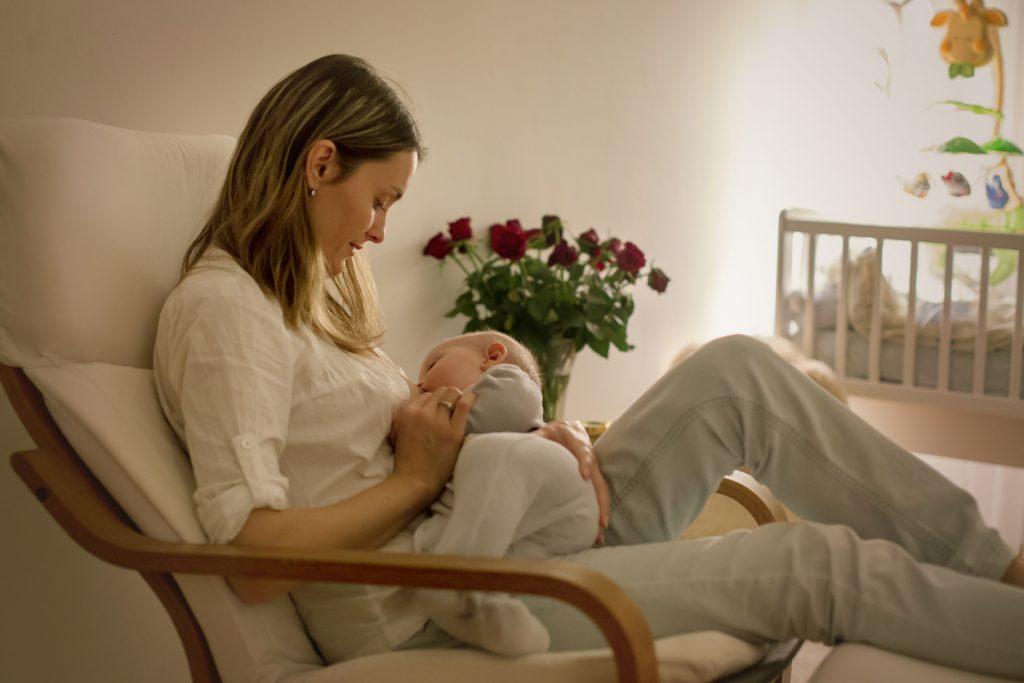Ingorgo mammario e mastiti come prevenirle.