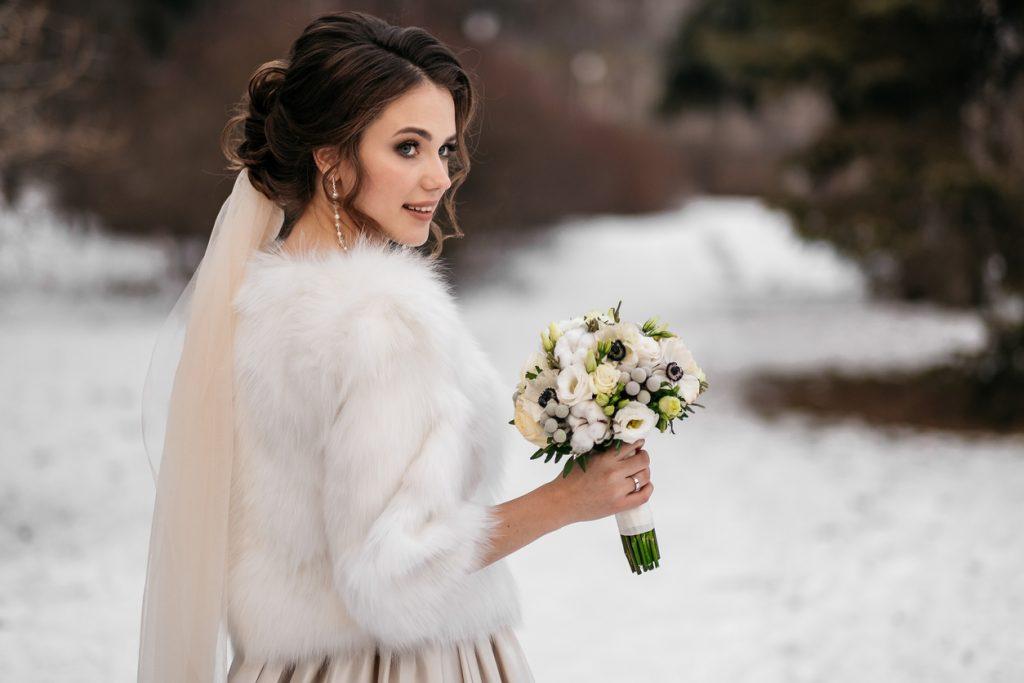 Trucco sposa invernale 2018 - 2019