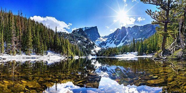 viaggio di nozze in Colorado al Winter Park