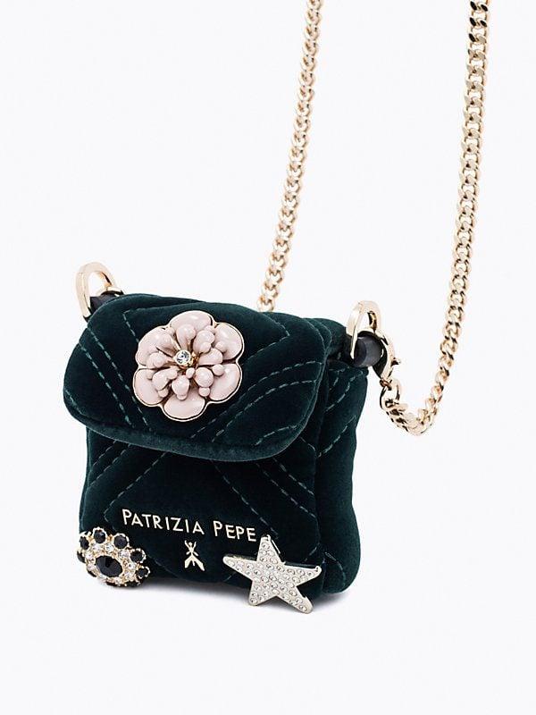 Micro pochette di Patrizia Pepe - 90€