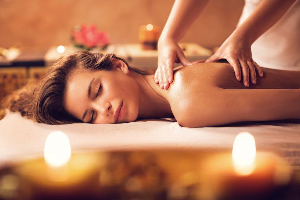 Massaggio cromatico del tessuto connettivo.