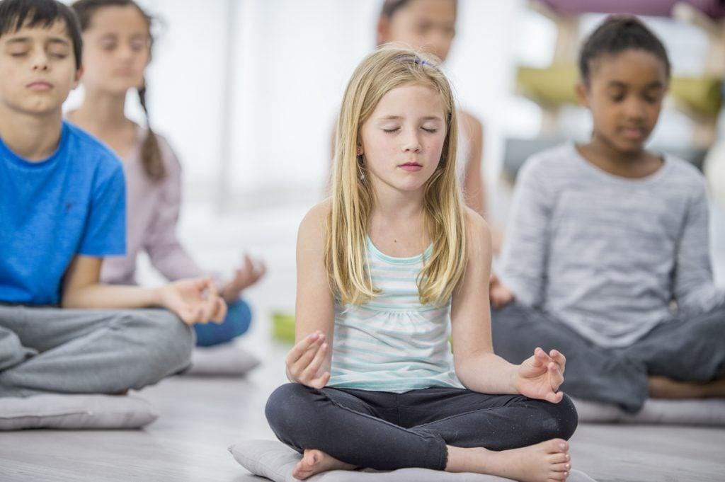 Mindfulness per bambini e adolescenti: i benefici
