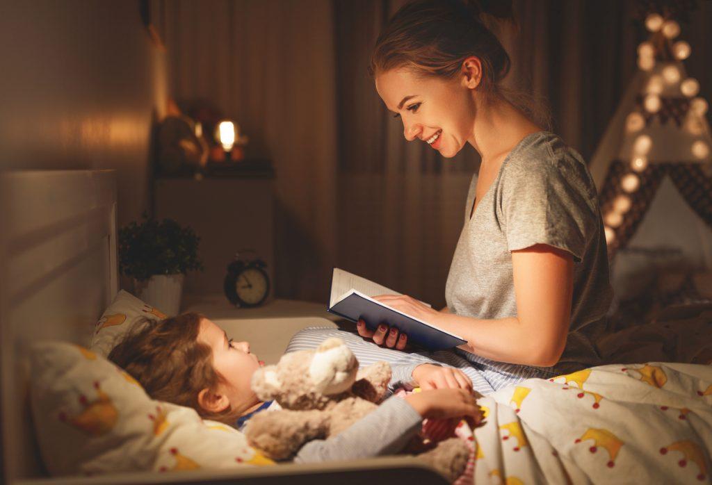 Come trasmettere la passione per la lettura ai bambini piccoli