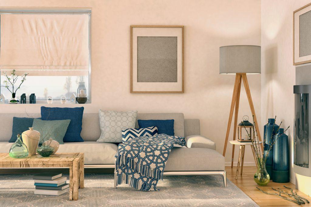 5 idee per rinnovare il salotto unadonna for Idee per il salotto