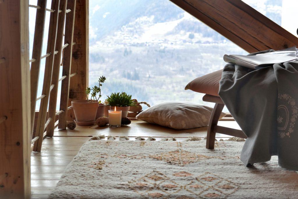 Come arredare la casa in montagna