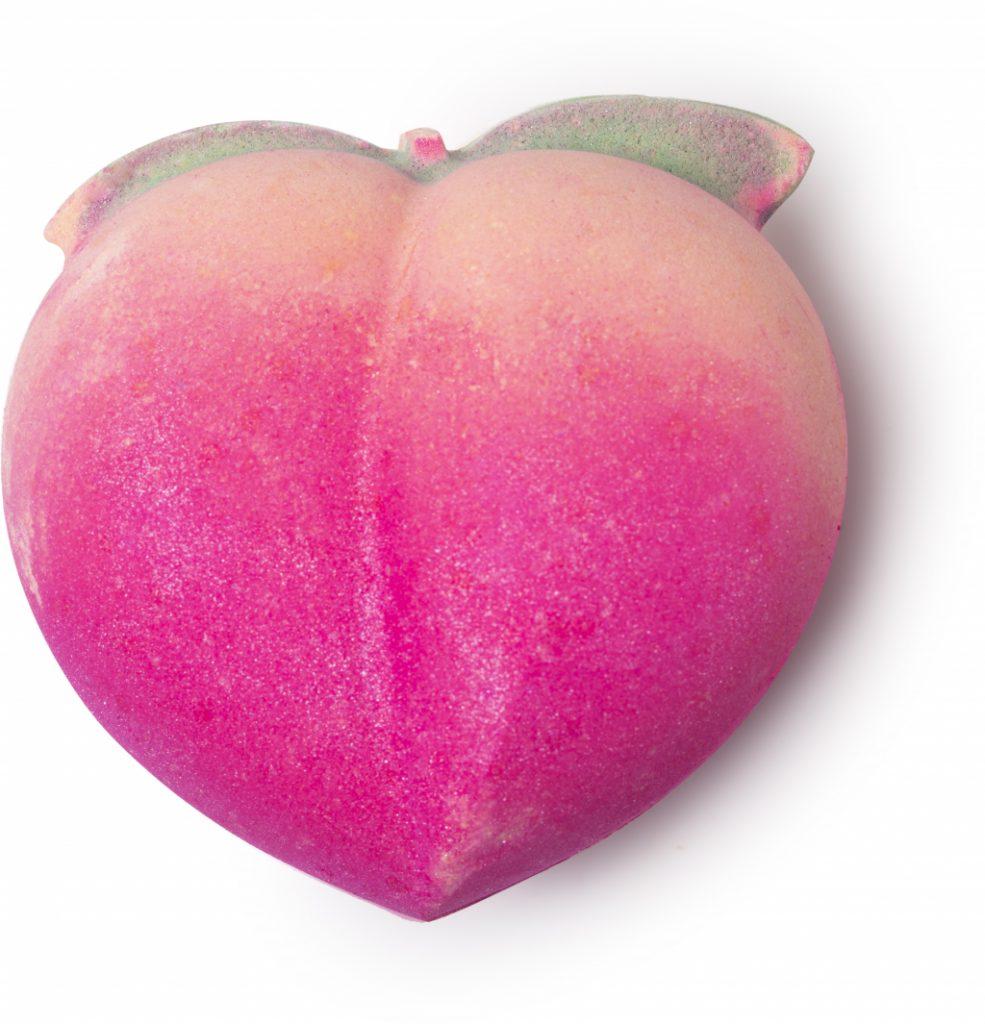 Bomba da bagno Peachy - Lush - 4,95€