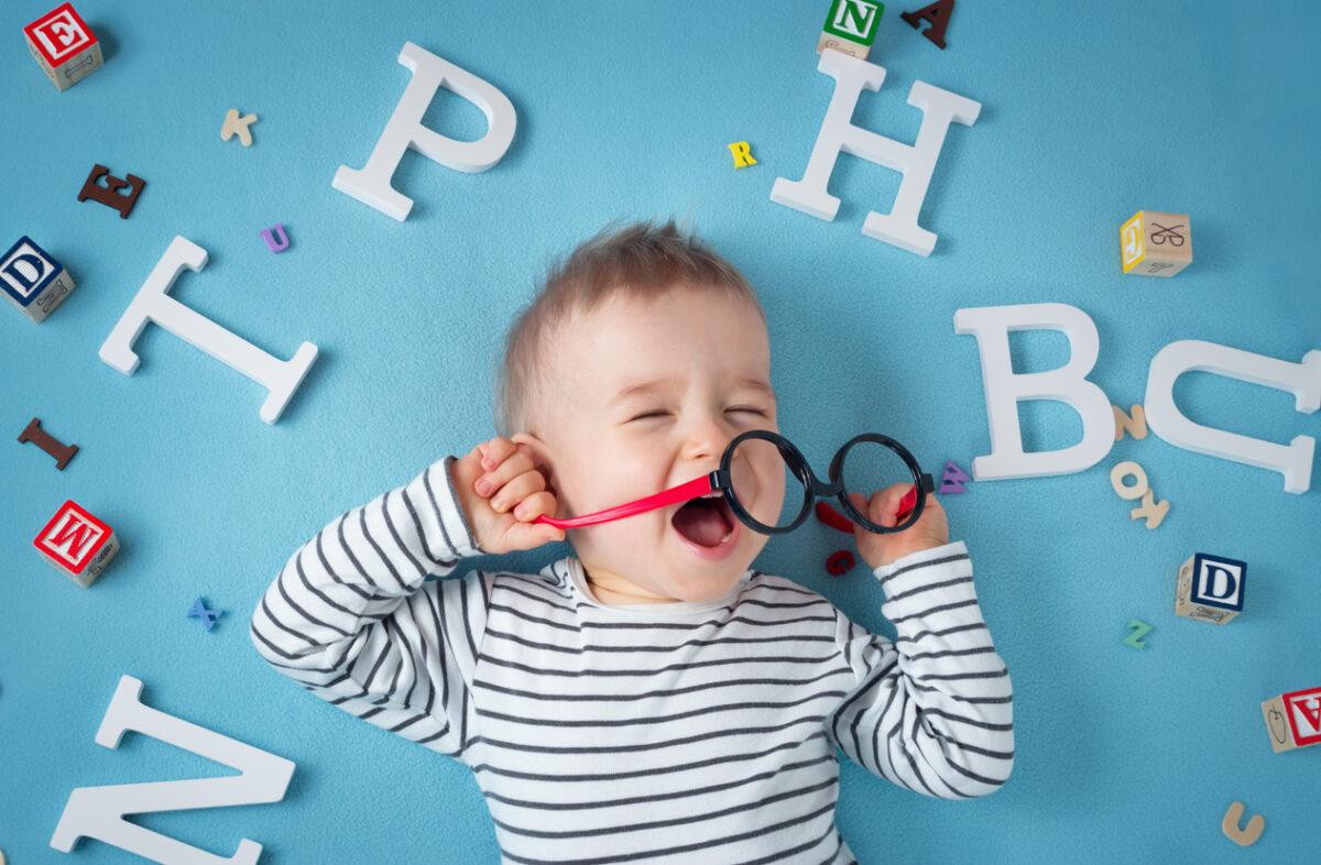 Lallazione a quanti mesi i bambini cominciano a parlare