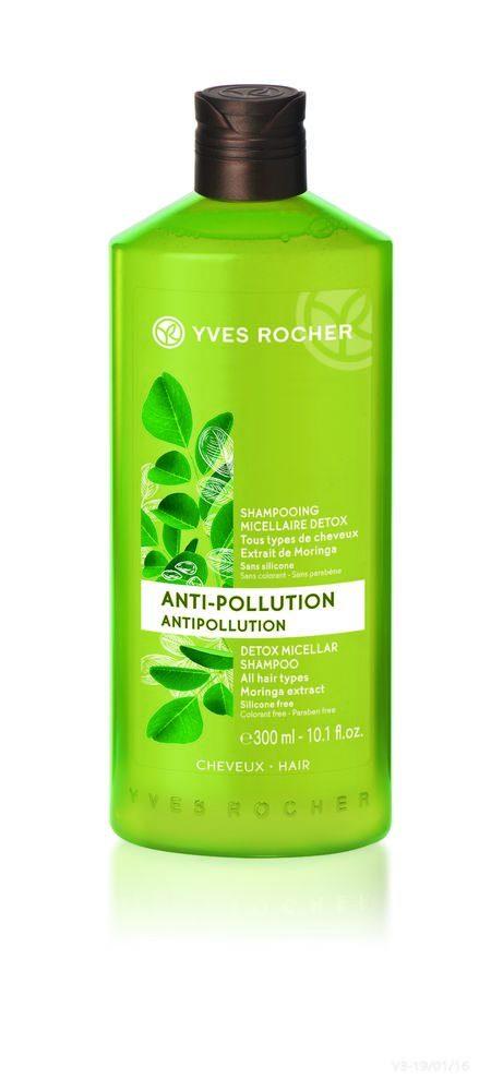 Shampoo Micellare Detox - Yves Rocher.