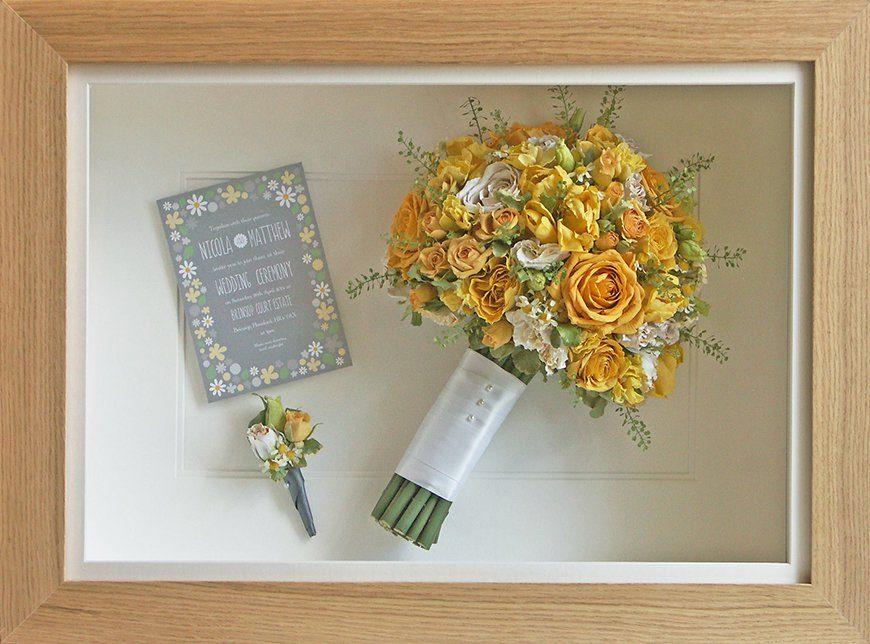 bouquet sposa essiccati