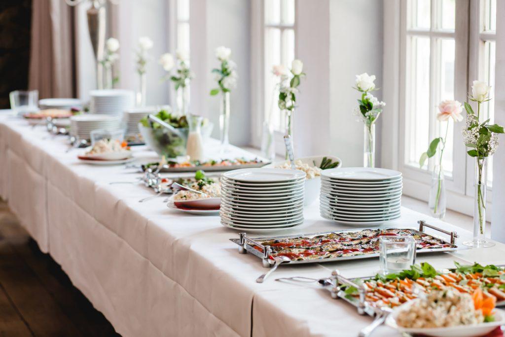 Catering nozze: 3 cose da evitare