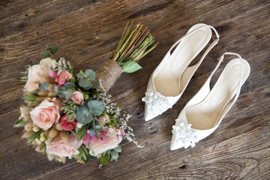 Scarpe Da Sposa Chanel.Tendenze Moda 2019 Scarpe Da Sposa Basse Unadonna