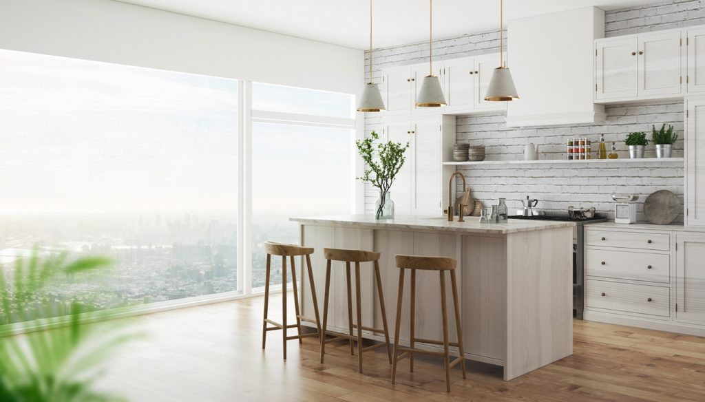 5 idee per arredare la cucina in stile nordico