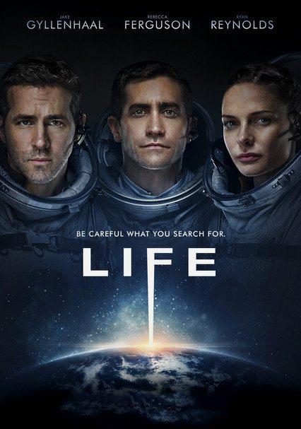 Film di fantascienza su Netflix