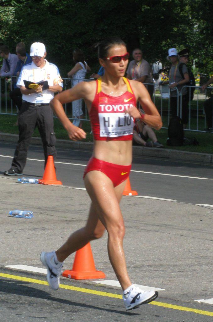 Liu Hong: record sotto le 4 ore nella marcia di 50 km