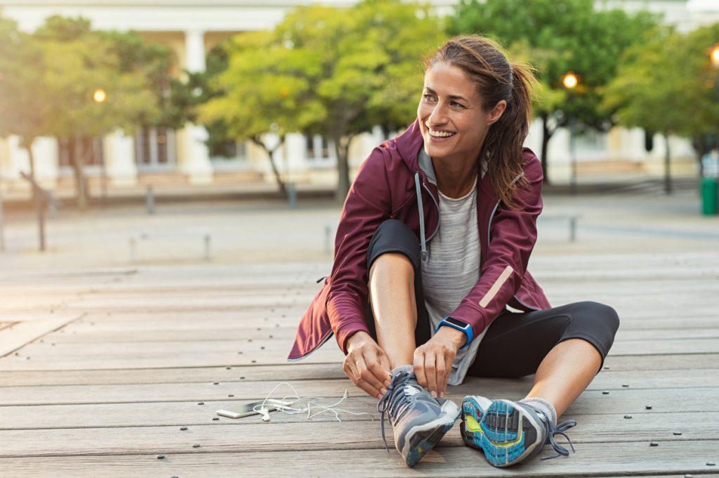 5 esercizi prima di correre