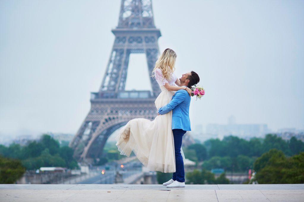 Sposi a Parigi
