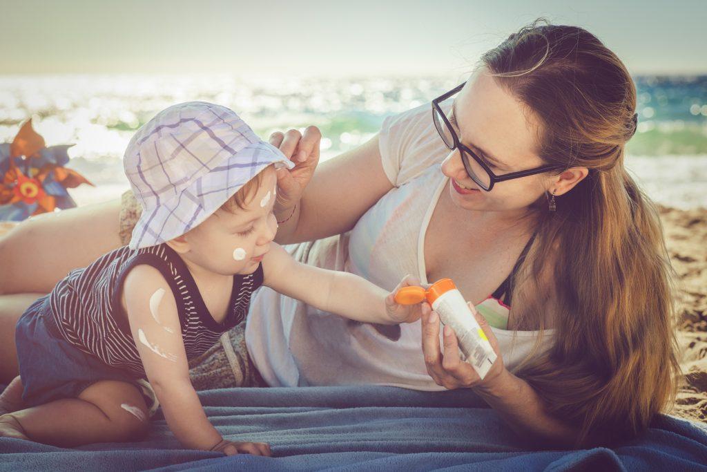 Creme solari: le migliori per bambini e neonati