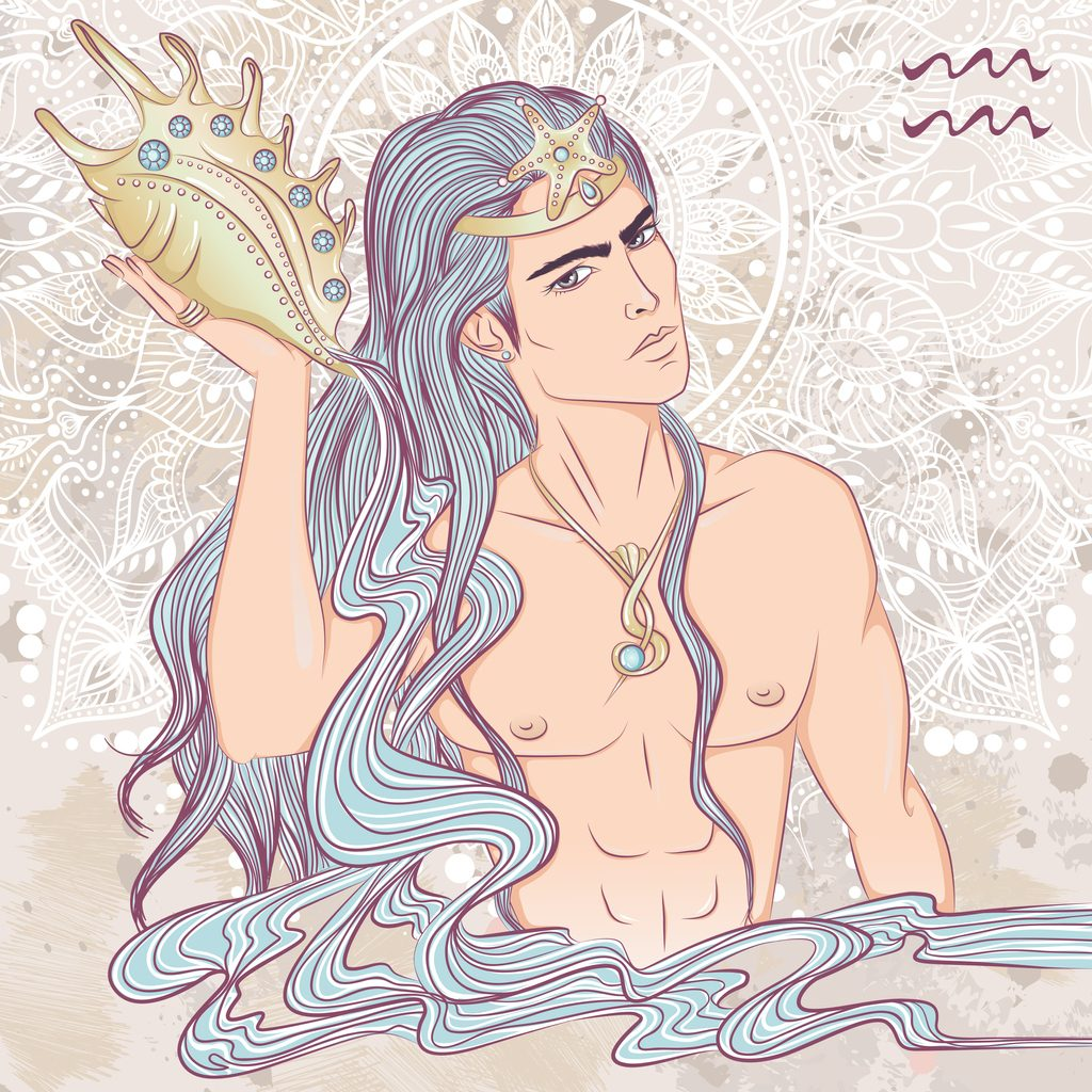 Uomo Acquario: come si comporta in amore