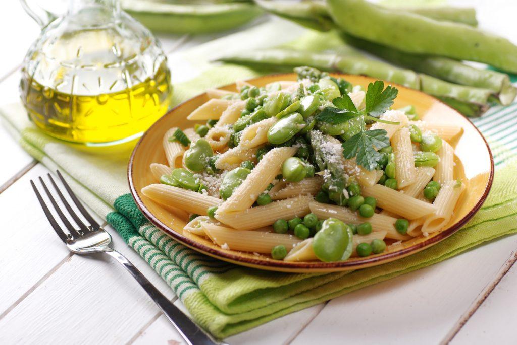 Pasta Con Pesce Spada E Fave Ricetta Unadonna