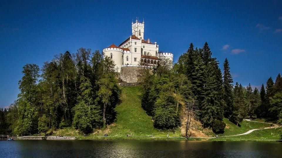Castello di Trakoscan dove celebrare le nozze
