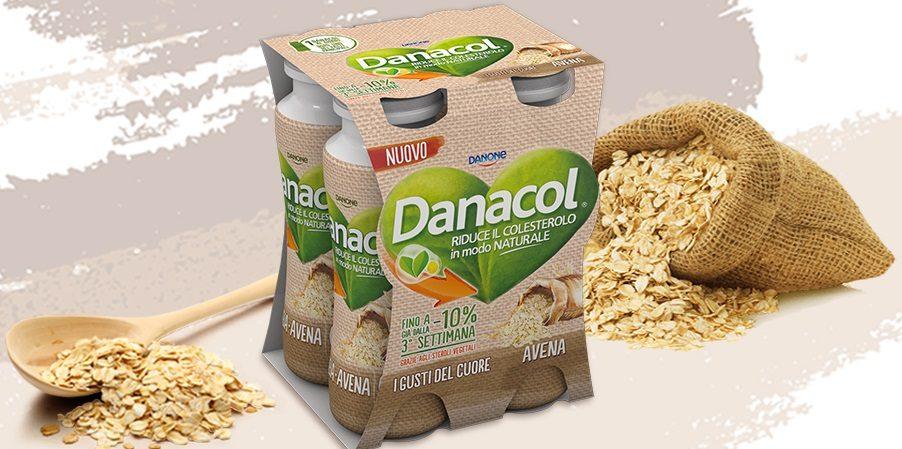 Danacol: la bevanda anticolesterolo ricca di steroli vegetali