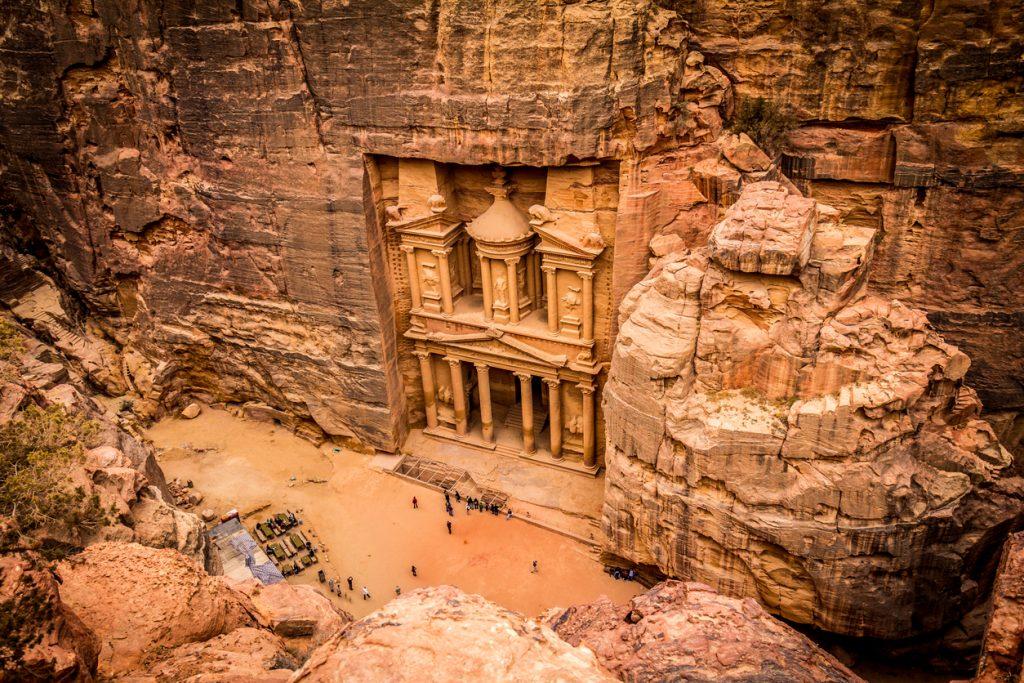 Petra: il tesoro della Giordania