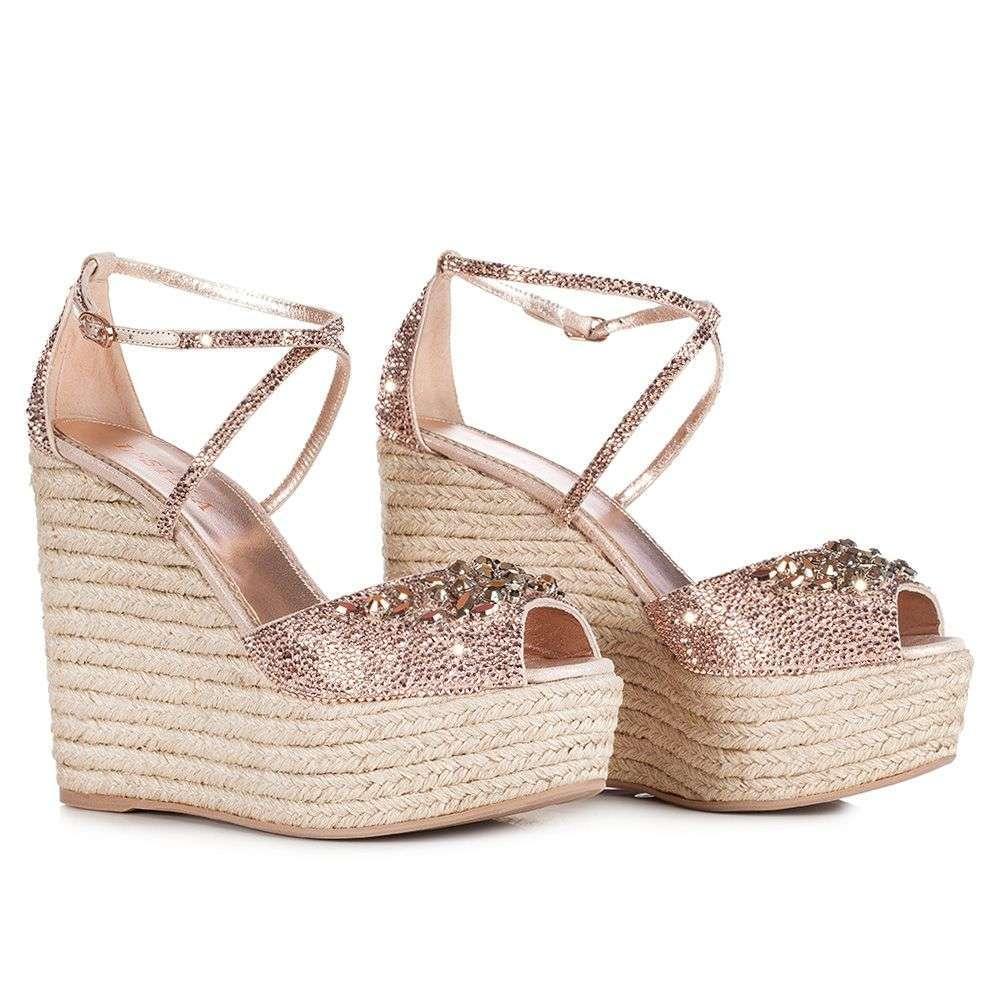 scarpe sposa espadrillas Le Silla
