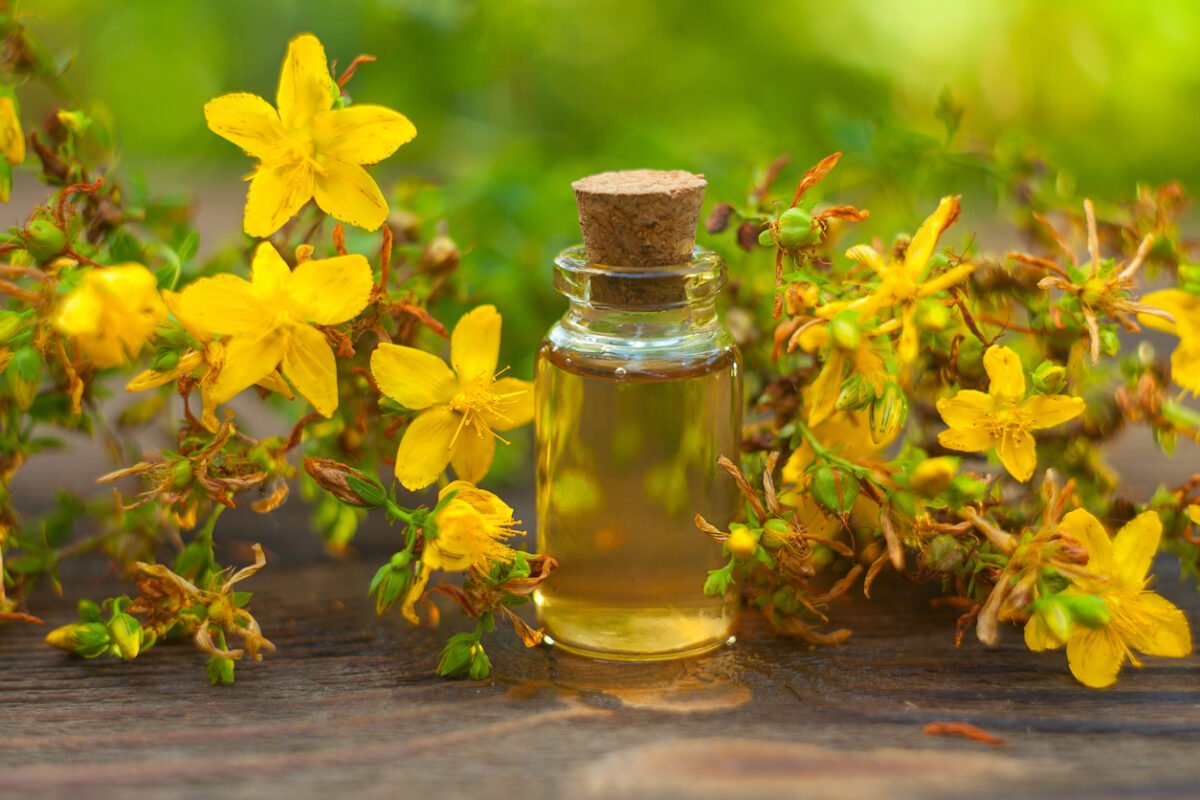 Olio di iperico come antirughe: usi e dosi consigliate