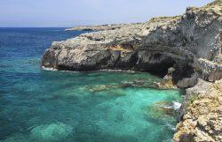 Dove tuffarsi dall'alto in Puglia