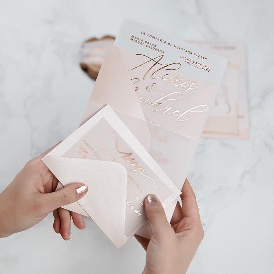 partecipazioni nozze trend 2019
