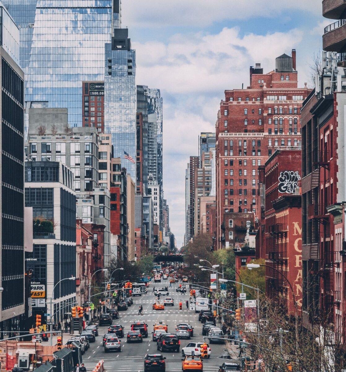 Perché nelle grandi città fa più caldo?