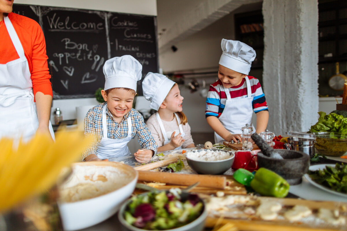 Come intrattenere i bambini nel weekend
