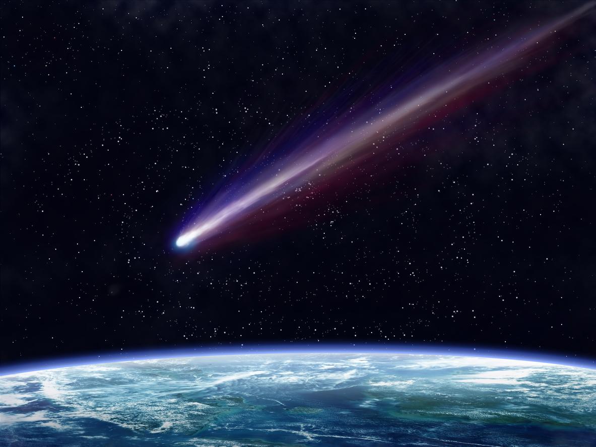 Asteroide a settembre 2019: la traettoria del QV89 verso la Terra